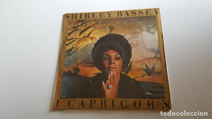 SHIRLEY BASSEY - 1975 - I CAPRICORN (Música - Discos - LP Vinilo - Jazz, Jazz-Rock, Blues y R&B)
