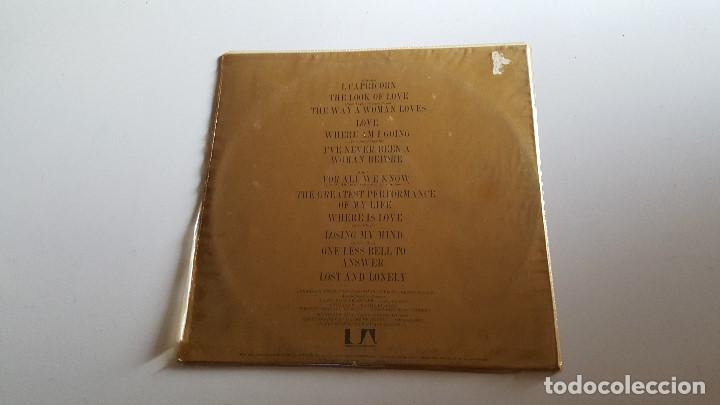 Discos de vinilo: SHIRLEY BASSEY - 1975 - I CAPRICORN - Foto 2 - 62503752