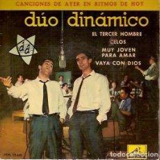 Discos de vinilo: 7 EPL 13681 CANCIONES DE AYER EN RITMOS DE HOY DUO DINAMICO LA VOZ DE SU AMO. Lote 62510812