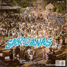 Discos de vinilo: SARDANAS VOL 2 COBLA LA PRINCIPAL DE GERONA. Lote 62513272