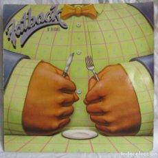 Dischi in vinile: LP VINILO FATBACK SO DELICIOUS 1985. Lote 62514076