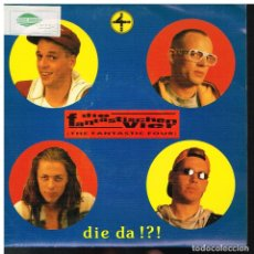 Dischi in vinile: DIE FANTASTISCHEN VIER (THE FANTASTIC FOUR) - DIE DA !?! - SINGLE 1992 - PROMO. Lote 62515188