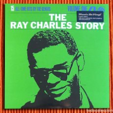 Discos de vinilo: RAY CHARLES - THE RAY CHARLES STORY VOLUME 1 180G LP MUSIC ON VINYL PRECINTADO. Lote 62542376