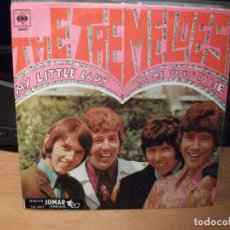 Discos de vinilo: THE TREMELOES THE TREMELOES SINGLE SPAIN 1968 PDELUXE. Lote 62566136