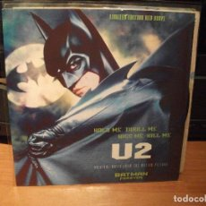 Discos de vinilo: U2 HOLD ME, THRILL ME, KISS ME.... SINGLE SPAIN 1995 PDELUXE. Lote 62566660
