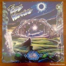 Discos de vinilo: FATES WARNING - AWAKEN THE GUARDIAN. EDICION LIMITADA VINILO COLOR AZUL. Lote 62576480