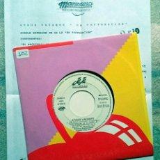 Disques de vinyle: ATAUD VACANTE: EN FACTURATION, SINGLE PROMO JAJA RECORDS JJS-9, SPAIN, 1990. VG+/VG+. CON HOJA PROMO. Lote 62577720