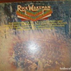 Discos de vinilo: RICK WAKEMAN. Lote 62606384