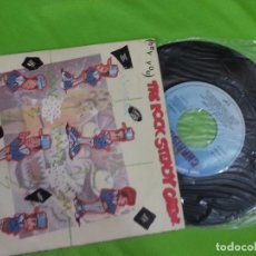 Discos de vinilo: DISCO SINGLE VINILO - THE ROCK STEADY CREW - HEY YOU - VIRGIN - 1983. Lote 107466246