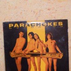 Discos de vinilo: DISCO DE VINILO - LP - PARACHOKES - PROVOCAR - 1992. Lote 62638468
