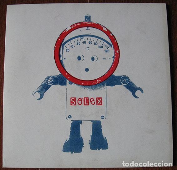 SOLEX - LA TRISTE - EP ALEHOP, 1998 - INCLUYE HOJA PROMO - (Música - Discos de Vinilo - EPs - Grupos Españoles de los 90 a la actualidad)