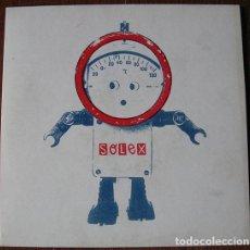 Discos de vinilo: SOLEX - LA TRISTE - EP ALEHOP, 1998 - INCLUYE HOJA PROMO -. Lote 62639532