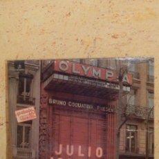 Discos de vinilo: DISCO DE VINILO - ALBUM - DOBLE LP - JULIO IGLESIAS - EN EL OLYMPIA - GRABADO EN DIRECTO - AÑO 1976. Lote 62647532
