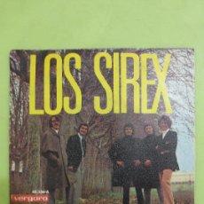 Discos de vinilo: LOS SIREX - NO, A MÍ NO / DEBES SABER - SINGLE - BUEN ESTADO. Lote 62657296