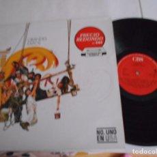 Discos de vinil: CHICAGO-LP LOS GRANDES EXITOS-NUEVO. Lote 62668260