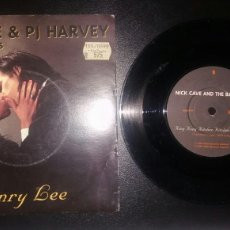 Discos de vinilo: NICK CAVE & PJ HARVEY AND THE BAD SEEDS