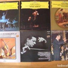 Discos de vinilo: LPS DE VINILO DE MÚSICA CLÁSICA. Lote 67179654