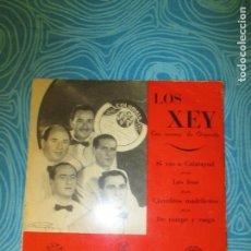 Discos de vinilo: LOS XEY, CON ACOMPAÑAMIENTO DE ORQUESTA ( REF 3). Lote 62704228