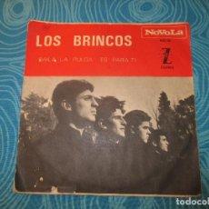 Discos de vinilo: LOS BRINCOS, BAILA LA PULGA.... ( REF 3). Lote 62704348