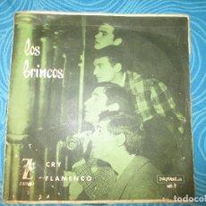 Discos de vinilo: LOS BRINCOS, CRY, FLAMENCO.... ( REF 3). Lote 62704520