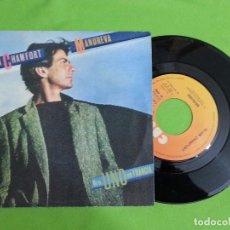 Discos de vinilo: DISCO SINGLE VINILO - ALAIN CHAMFORT - MANUREVA.- CBS - 1979. Lote 62720948
