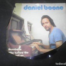 Discos de vinilo: DANIEL BOONEANNABELLE. Lote 62741056