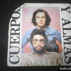 Discos de vinilo: CAL Y CANTOCADA VERSO UN CAMINO. Lote 62741948