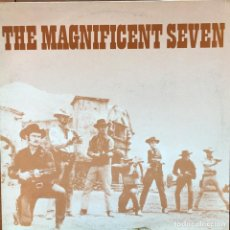 Discos de vinilo: D'MIXMASTERS - THE MAGNIFICENT SEVEN . MAXI SINGLE . 1991 BOY RECORDS. Lote 62742444