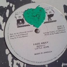 Discos de vinilo: LITTLE JOHN - FADE AWAY. Lote 62750936