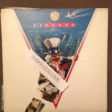 Discos de vinilo: FISH: BIG WEDGE / JACK AND JILL - SG EMI UK 1989 - MARILLION. Lote 62745888