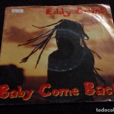 Discos de vinilo: EDDY GRANT ( BABY COME BACK - WAR PARTY ) 1984-EEC SINGLE45 PARLOPHONE. Lote 62763792