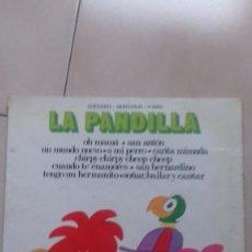 Discos de vinilo: LP LA PANDILLA VINILO. Lote 62763812