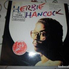 Discos de vinilo: HERBIE HANCOCK FUTURE SHOCK. Lote 62798600