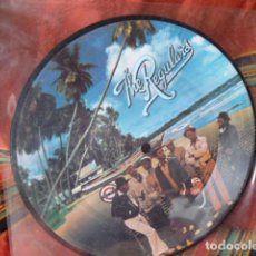 Discos de vinilo: THE REGULARS- FOOLS GAME - VICTIM -SINGLE PICTURE DISC. Lote 62800052