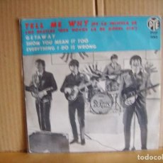 Discos de vinilo: ME AND THEM --- TELL ME WHY. Lote 62801916