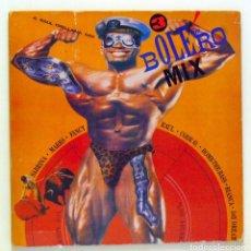 Discos de vinilo: VARIOS - 'BOLERO MIX 3' (LP VINILO. CARPETA ABIERTA. ORIGINAL 1988) - PEDIDO MÍNIMO 8€. Lote 252207840