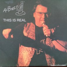 Discos de vinilo: ALBERT ONE - THIS IS REAL . MAXI SINGLE . 1992 ITALY . Lote 62865984