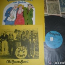 Discos de vinilo: GAMESTERS PICKPOCKEST AND HARLOTS OLD SWAN BAND (DINGLE RECORDS) ORIGINAL INGLES EXCELENTE ESTADO. Lote 62874844