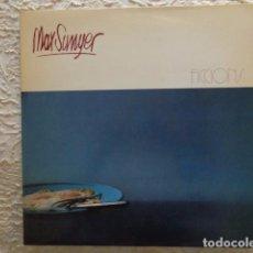 Discos de vinilo: MAX SUNYER - FICCIONS - BLAU1984 - REF. A013 - NUEVO - CONTIENE EL ENCARTE ORIGINAL. Lote 62880216