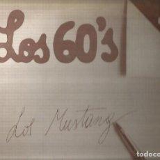 Discos de vinilo: LOS MUSTANG PORTADA DOBLE 2 LPS. LP SELLO EMI-ODEON AÑO 1978 EDITADO EN ESPAÑA . Lote 62885892