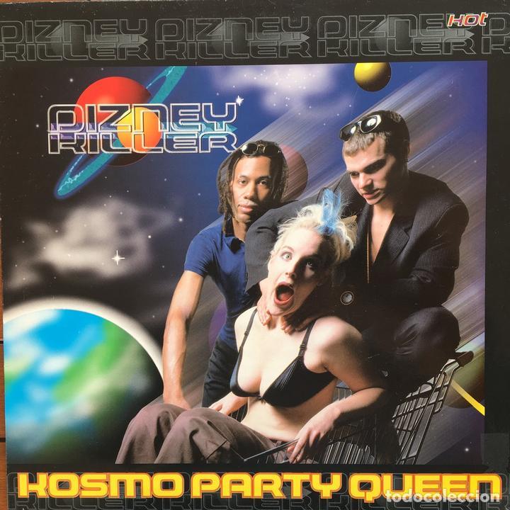 DIZNEY KILLER - KOSMO PARTY QUEEN . MAXI SINGLE . 1997 GERMANY (Música - Discos de Vinilo - Maxi Singles - Disco y Dance)