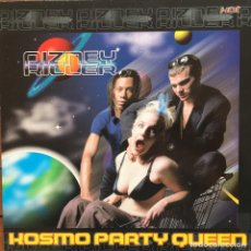 Discos de vinilo: DIZNEY KILLER - KOSMO PARTY QUEEN . MAXI SINGLE . 1997 GERMANY. Lote 62886292
