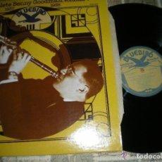 Discos de vinilo: THE COMPLETE BENNY GOODMAN VOLUM V 1937 1938 2LPS RCA EDITADO USA NUEVO. Lote 62901096