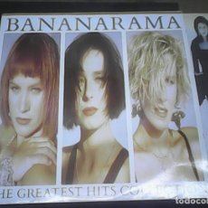 Discos de vinilo: BANANARAMA - THE GREATEST HITS COLLECTION. Lote 192781193