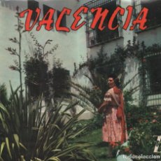 Discos de vinilo: VALENCIA - AROMAS VALENCIANOS / TIERRA DE HUERTA / HUERTO DE FLORES...EP ZAFIRO RF-1414. Lote 62932524