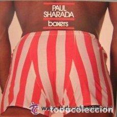 Discos de vinilo: PAUL SHARADA - BOXERS - MAXI-SINGLE DISCOS GAMES SPAIN 1987. Lote 210470810
