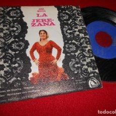 Discos de vinilo: ANA MARIA LA JEREZANA&PACO DE ANTEQUERA MONTAÑAS DE PENA/REJAS DE BRONCE +2 EP 1966 FIDIAS. Lote 62955556