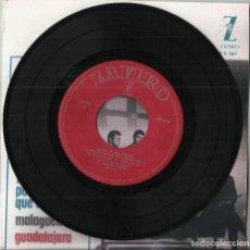 Discos de vinilo: MICKY Y LOS TONYS EP SOSPECHA + 3.1964.ESCUCHADO.SOLO VINILO. Lote 62965680