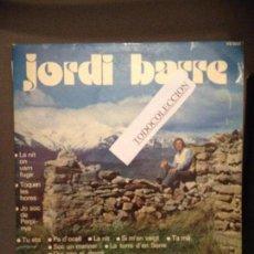 Discos de vinilo: JORDI BARRE: LA NIT ON VAM FUGIR CANÇÓ CATALANA ED. FRANCESA JOAN CAYROL, JORDI PERE CERDA. Lote 62969852
