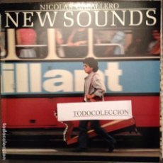 Discos de vinilo: NICOLAS CABALLERO - NEW SOUNDS, ARPA DISCO ,DIA DE SOL, DIA DE MAR, LET IT BE, BEATLES, S.WONDER, ,. Lote 62992804